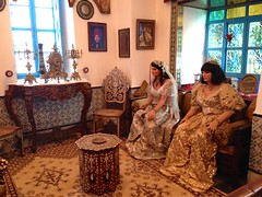 Museum at Sisi Bou Said on our MSC Cruise