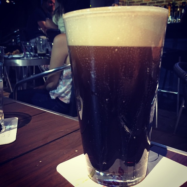 Parent's night out for Van's birthday - nitro porter at WOB. by bartlewife