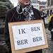 25/03/2015 Sit-in tegen De Wever