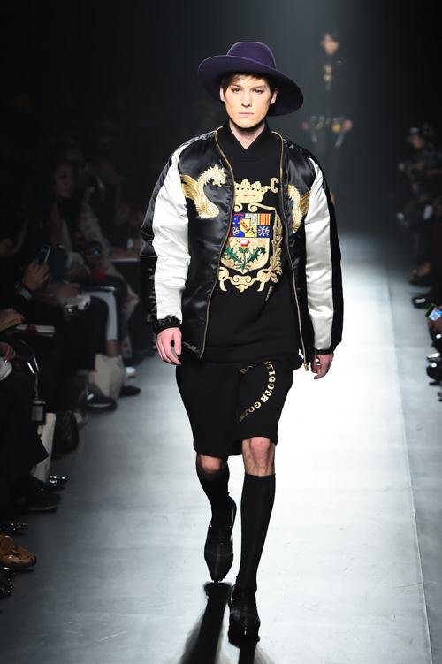 FW15 Tokyo DRESSCAMP006(Fashion Press)