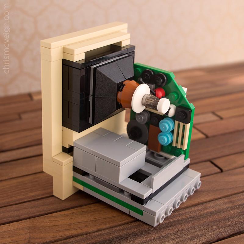 LEGO Computer Vintage - Byte Edition v3.0 Interior