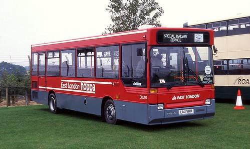 London Buses DRL 141 L141 VRH