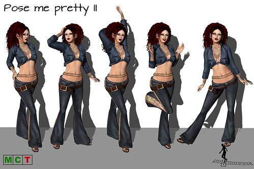 Pose me pretty 2