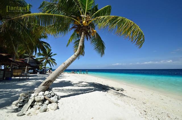 Dayang beach front