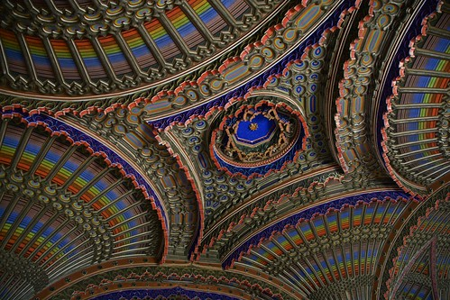 Dream or reality? Sammezzano Castle