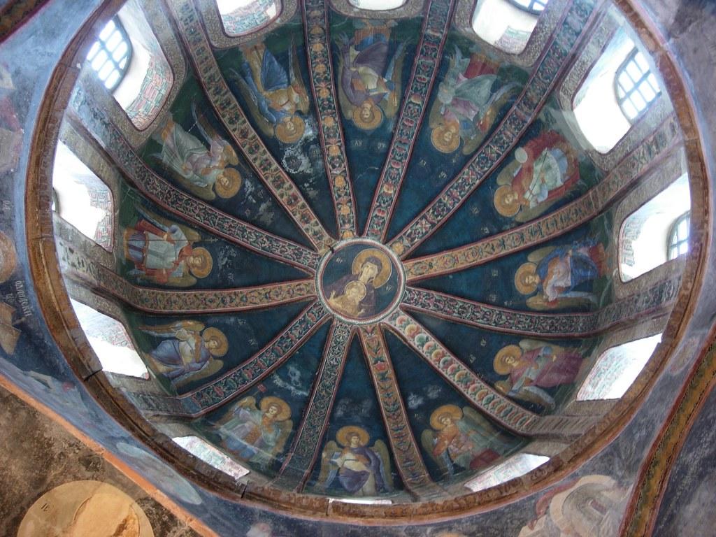 Interior de San Salvador de Cora