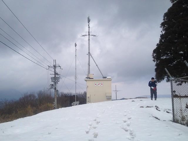 清滝山 山頂広場