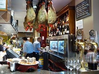 Bar Gandarias de San Sebastián