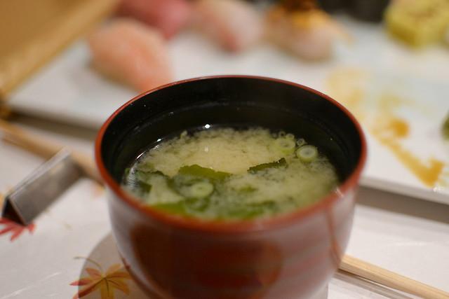 Miso Soup, Tatsuya