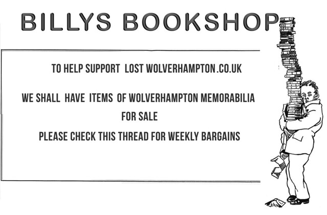 BILLYS BOOKSHOP OFFERS