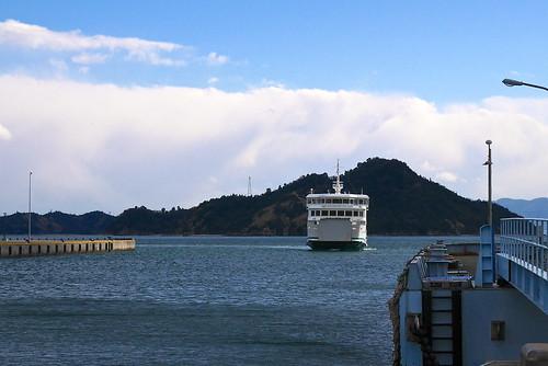 Ferry Teshima