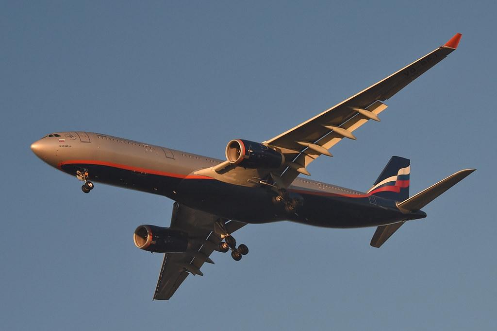 VQ-BPJ - A333 - Aeroflot