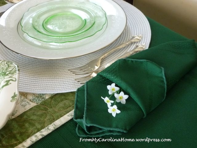 Spring Tablescape - 5