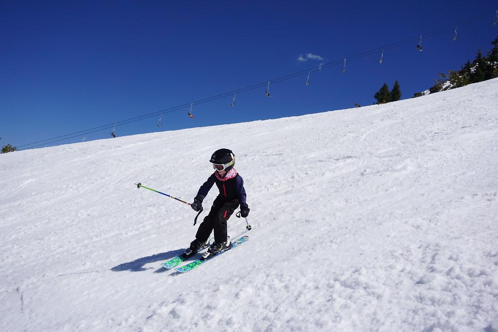 Kirkwood skiing