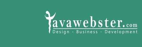javawebster design business development logo profile
