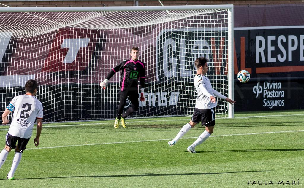 Valencia CF 5 - 2 Lorqui