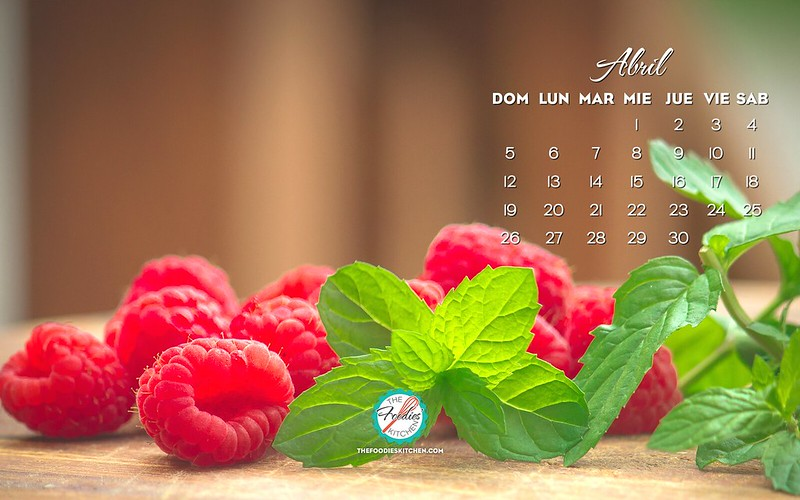 April 2015 Wallpaper Collection | The Foodies' Kitchen