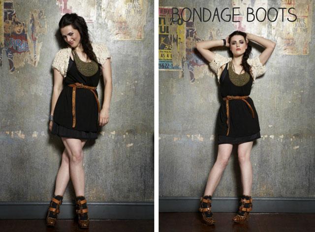 bondage-boots
