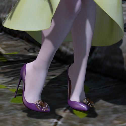 Slippery Rocks and Shiny Shoes