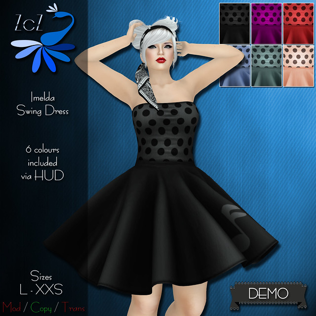 ZcZ Imelda Dress