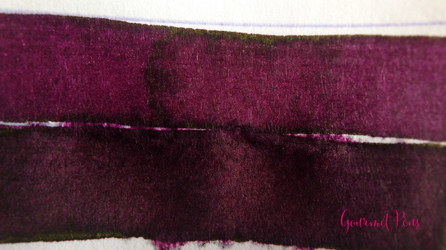 Ink Shot Review Pelikan Edelstein Amethyst @AppelboomLaren @Pelikan_Company (4)