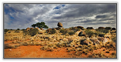 Travels in Outback and inland NSW