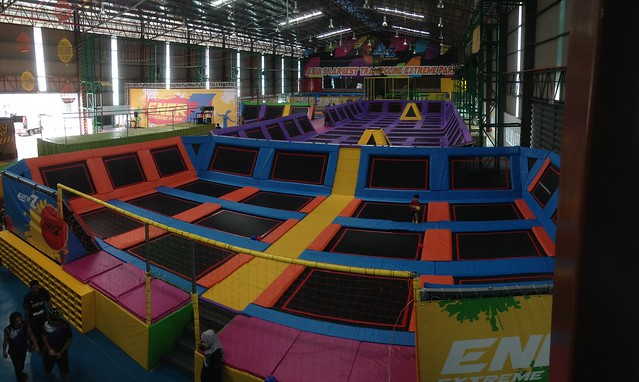 EnerZ Extreme Park in Subang