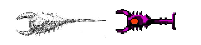Axiom Verge, Trap Claw
