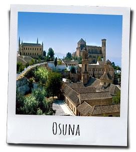 Osuna was de woonplaats van vele adelijke families
