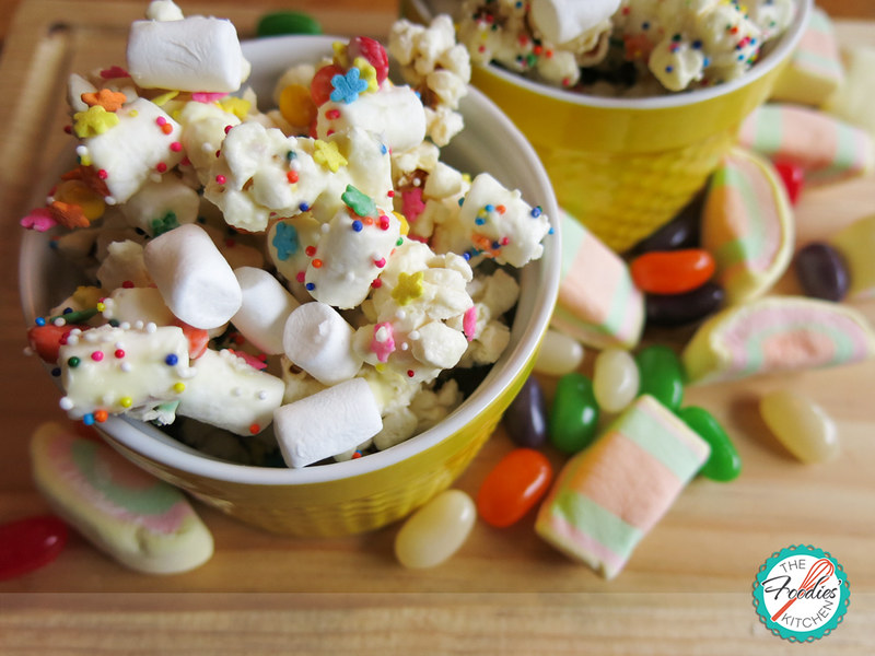 Easter Bunny Tails Popcorn