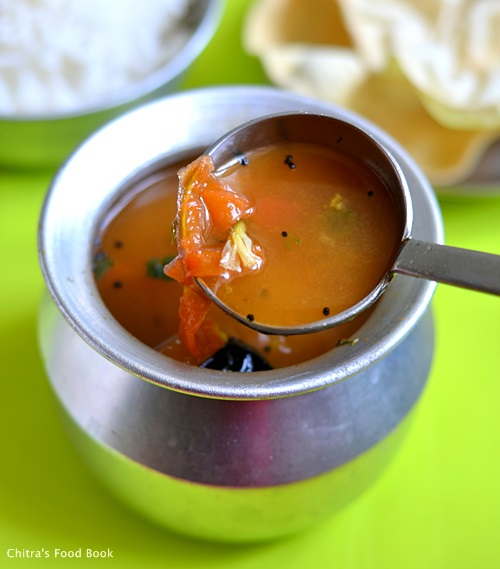 how to make simple rasam