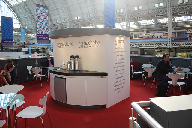 Hachette Book Group USA - London Book Fair 2015