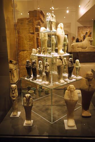 From the Royal Pyramids at Nuri