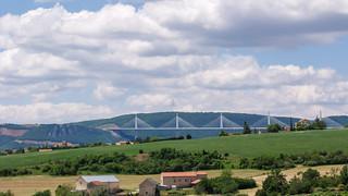 Viaduct de Millau - Midi-Pyrenees - France