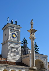 Venetian Style Clock Tower [Udine - 28 March 2015]