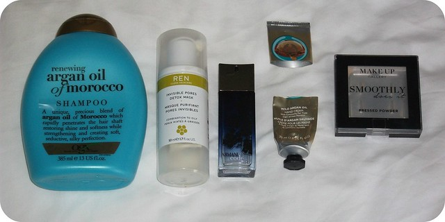 Beauty Empties March 2015