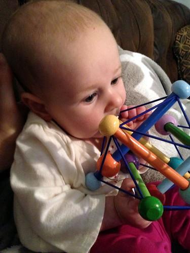 Eating an Icosahedron