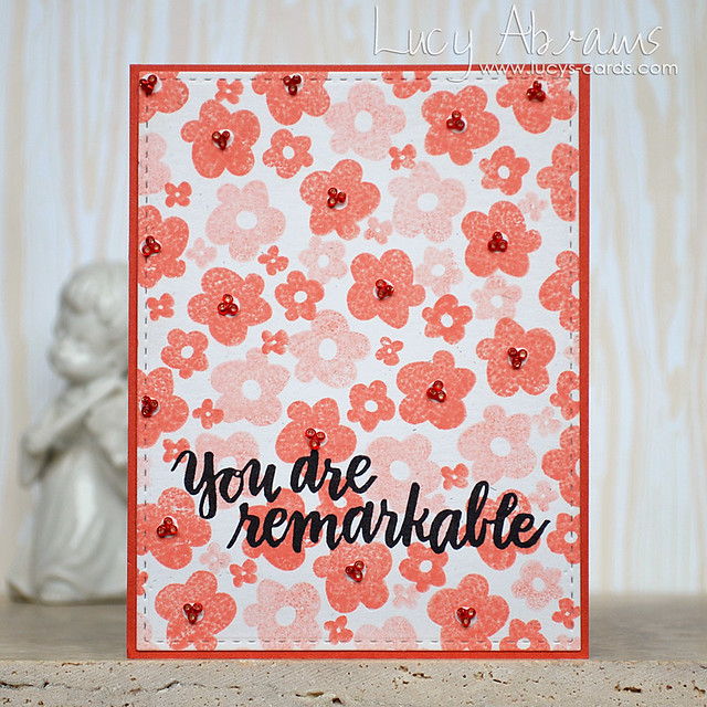 You Are Remarkable by Lucy Abrams