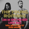 Performing live and answering your questions on @dirtypoplive with @lancebass today,  @theyoungromans are getting personal and talking about heir new album #BellsAndSirens. Listen live at 3pm PST on @siriusxm ch 106.