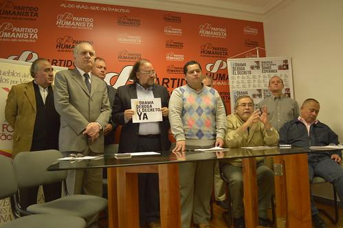 Los partidos PH, PSA, MIR pertenecientes al Foro de Sau Paulo, manifiestan su apoyo a Venezuela Bolivariana