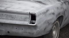 Bodywork for Plymouth Barracuda
