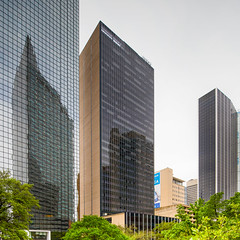 Hilton Garden Inn (Former LTV Tower) | Dallas, TX | Dales Young Foster w/ Harwood K. Smith