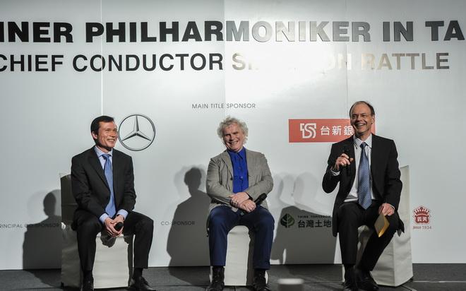 此回巡演,不僅動員200名音樂家,也是賽門‧拉圖卸下首席指揮暨音樂總監一職前,最後一次與柏林愛樂在台演出,感動歷史一刻,台灣賓士與柏林愛樂邀您共同見證!