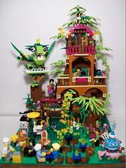 Dragon Treehouse