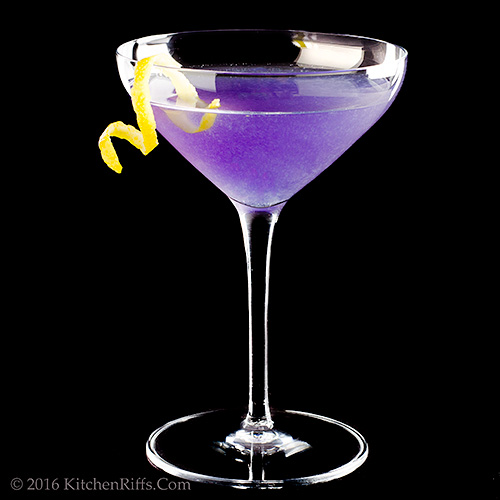 Blue Moon Cocktail