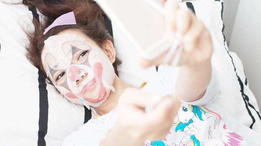 Berrisom Horror mask 13