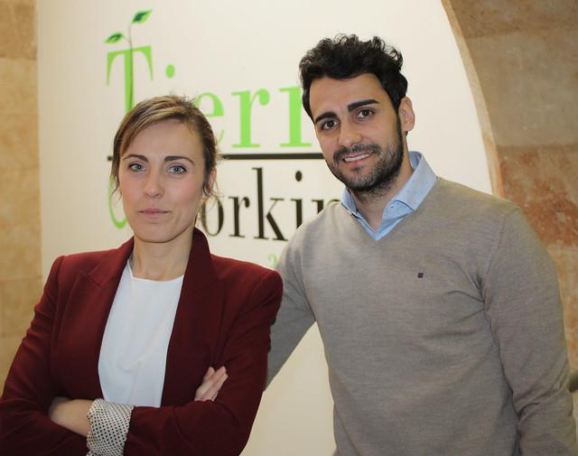 Sara Lozano y Gabriel García, fundadores de Wed & Bazaar