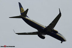 EI-EBS - 35001 2857 - Ryanair - Boeing 737-8AS - Luton M1 J10, Bedfordshire - 2014 - Steven Gray - IMG_1030