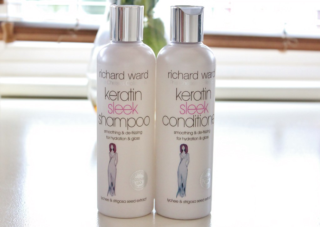 RICHARD WARD SHAMPOO AND CONDITIONER