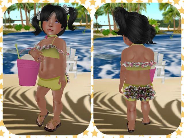Lil Big Me - Ava Bikini